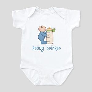 Heavy Drinker (boy) Infant Bodysuit