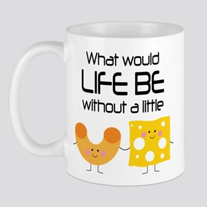 Mac And Cheese Funny Quote Mugs
