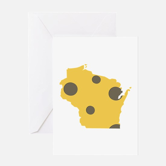 Wisconsin State Greeting Cards