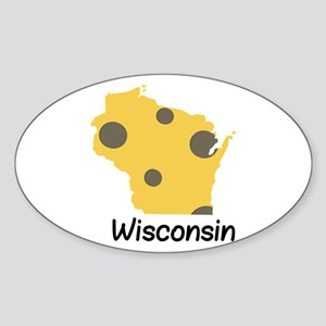 State Wisconsin Sticker