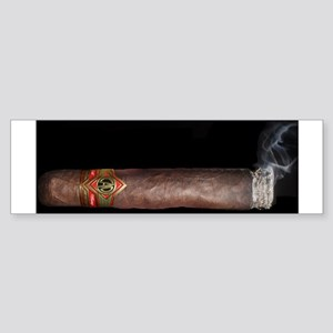 Cigar Bumper Sticker