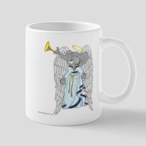 George the Angelephant Mug