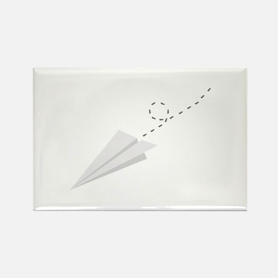 Paper Airplane Magnets
