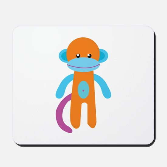 Monkey Toy Mousepad
