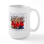 I'm pj Large Mug