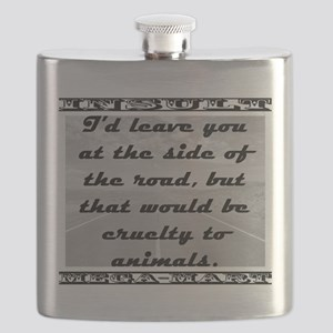 Id Leave You At The Side of the Road Flask