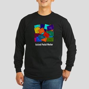 Postal Worker Long Sleeve T-Shirt