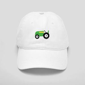 Farming Tractor Baseball Cap