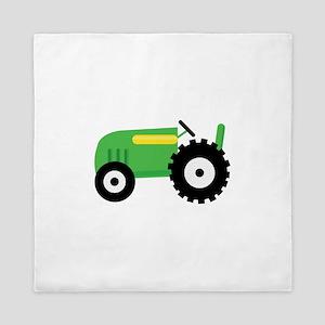 Farming Tractor Queen Duvet