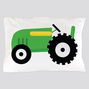 Farming Tractor Pillow Case