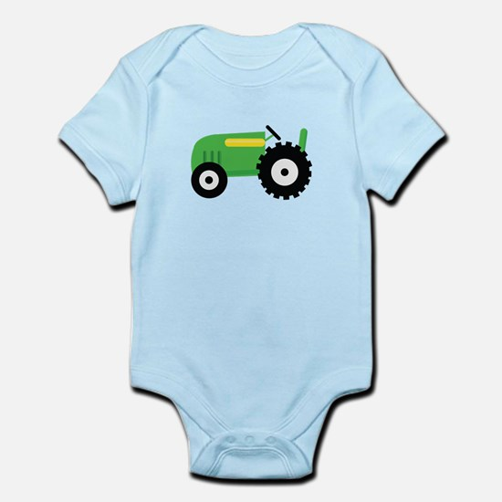 Farming Tractor Body Suit