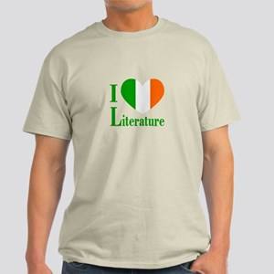 Irish Literature Light T-Shirt