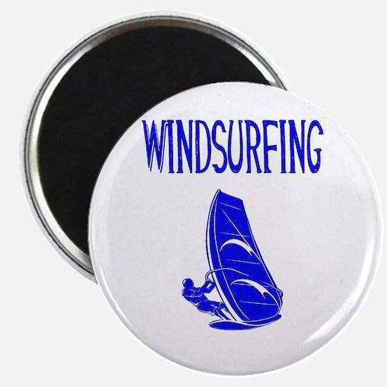 winsurfing design version 7 beach image Magnets