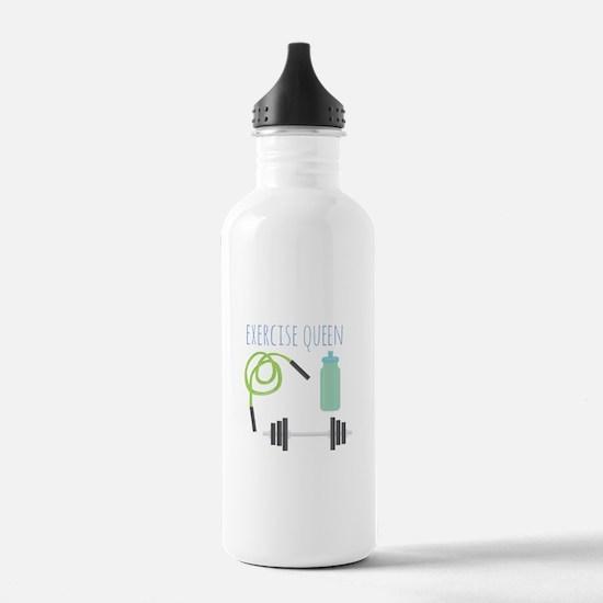 Exercise Queen Water Bottle