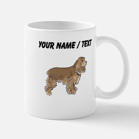 Cocker Spaniel (Custom) Mugs