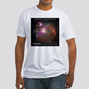 Orion Nebula Fitted T-Shirt