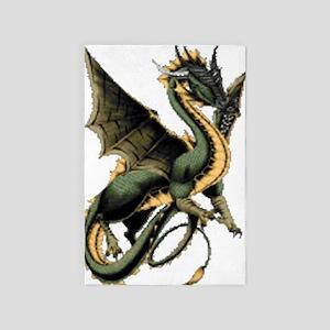 Dragon 4' X 6' Rug