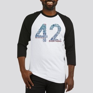 42 - Life, the Universe, and Everything Baseball J