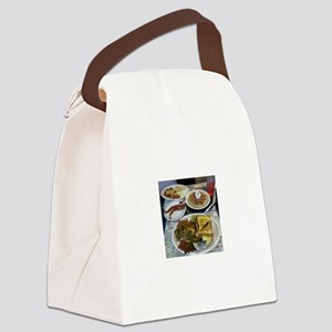 Waffle House Canvas Lunch Bag