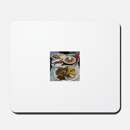 Waffle House Mousepad