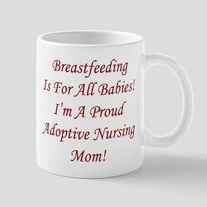 Adoptive Nursing Mama Mug