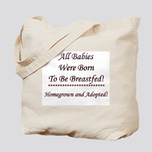 Adoptive Nursing Tote Bag