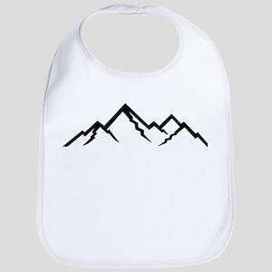 Mountains Bib