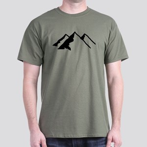 Mountains Dark T-Shirt