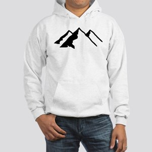 Mountains Hooded Sweatshirt