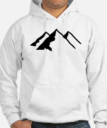 Mountains Hoodie