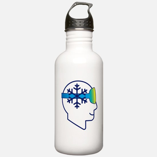 Think Snow Water Bottle