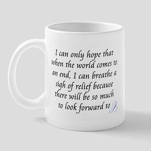 breathesigh Mugs