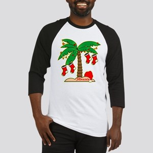 Florida Christmas Tree Baseball Jersey