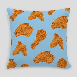 Fried Chicken Pattern Master Pillow