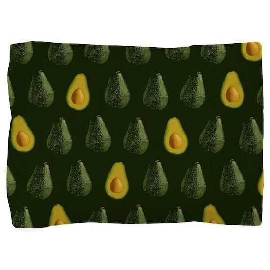 avocados-pattern_sb.png Pillow Sham