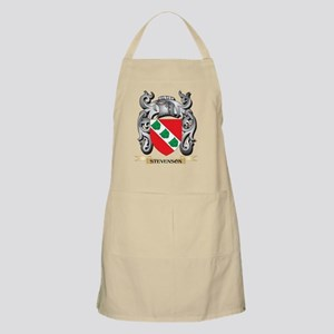 Stevenson Coat of Arms - Family Crest Light Apron