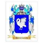 Hershkovits Small Poster