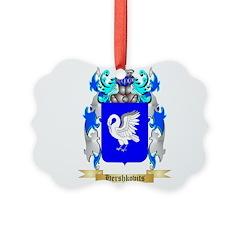 Hershkovits Ornament