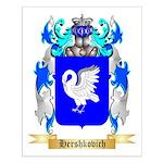 Hershkovich Small Poster