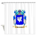 Hershkovic Shower Curtain