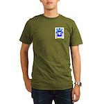 Hershko Organic Men's T-Shirt (dark)