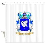 Hershko Shower Curtain