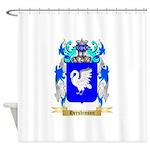 Hershinson Shower Curtain