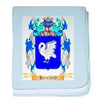 Hershfeld baby blanket