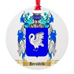 Hershfeld Round Ornament