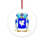 Hershenstrauss Ornament (Round)
