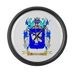 Hershenson Large Wall Clock