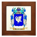 Hershenson Framed Tile