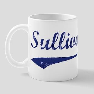 Sullivan - vintage (blue) Mug
