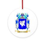 Hershenhorn Ornament (Round)